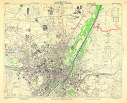 Germany [Town plans of], Munchen